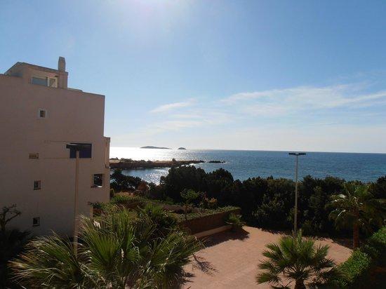 Tropic Garden Aparthotel: View from balcony