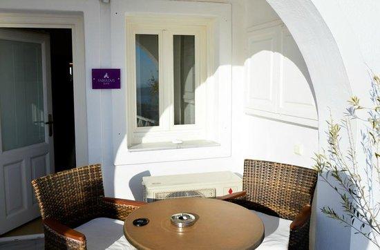 Avianto Suites: Вход в номер