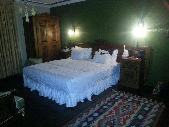 Garden House Istanbul: A lovely room