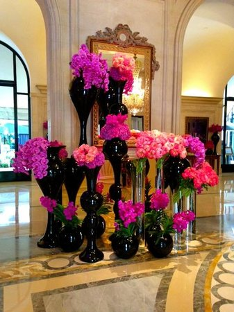 Four Seasons Hotel George V Paris: A delight to the eyes