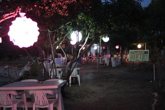 CLC Apollonium Spa & Beach: Doganay Beach Restaurant