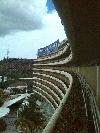 Gloria Palace San Agustín Thalasso & Hotel: Planta 6