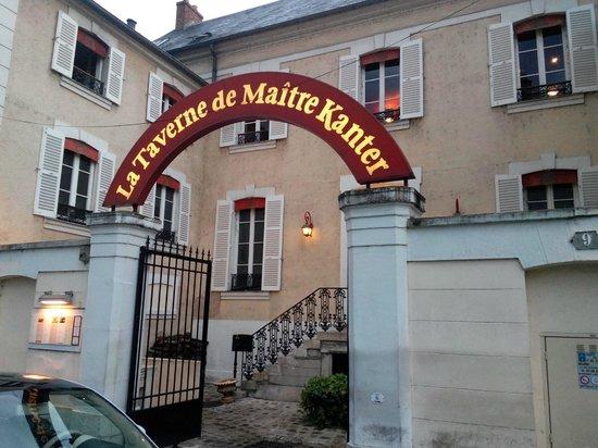 Taverne de Maitre Kanter: Entrance