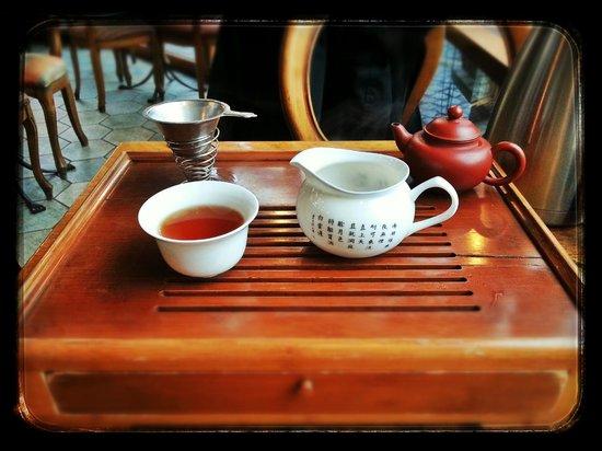 Apsara Tea House : Chinese Tea