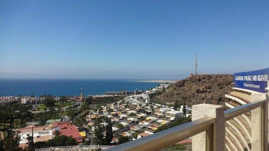 Gloria Palace San Agustín Thalasso & Hotel: Fabulous View