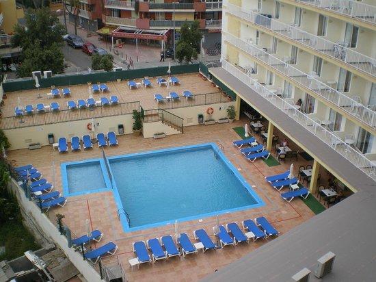 Hotel Roc Linda: piscine
