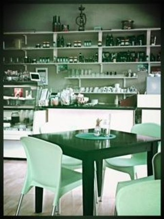 Lauren's: Inside of Restaurant