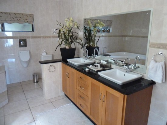 Stirling Manor Boutique Guest House & Conference Facility: Bathroom