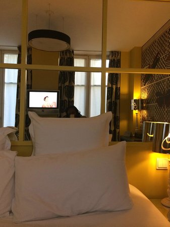 Hotel le Bellechasse: Discovery Room