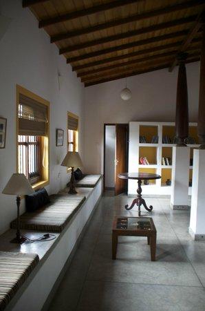 5th Lane House: reading room