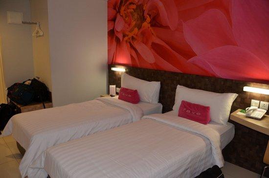 favehotel Daeng Tompo: Hotelkamer