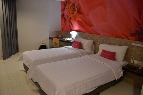 favehotel Daeng Tompo : Hotelkamer