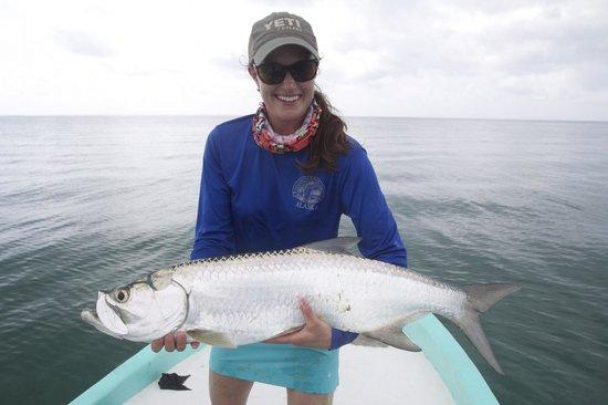 Belize River Lodge: Tarpon Fishing