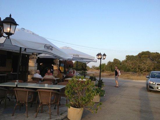 Cas Busso: The restaurant