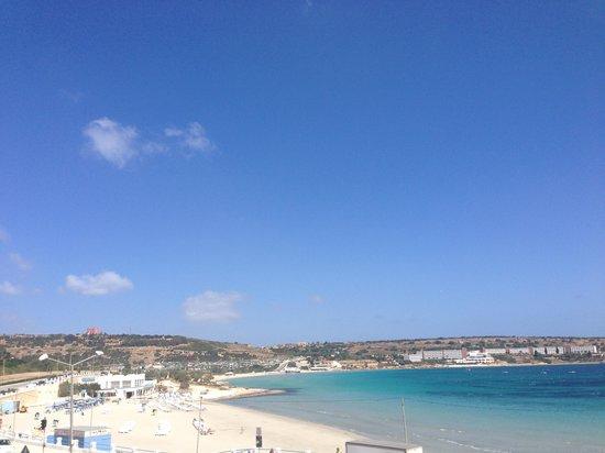 db Seabank Resort + Spa: View from my room