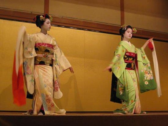 Gion Corner: Geisha dance