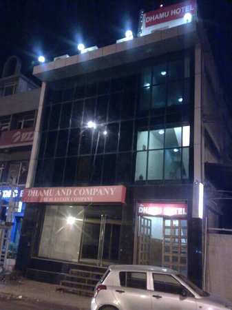 The Dhamu Hotel is a Centrally Located in Jaipur -  AC Rooms at Reasonable Rates