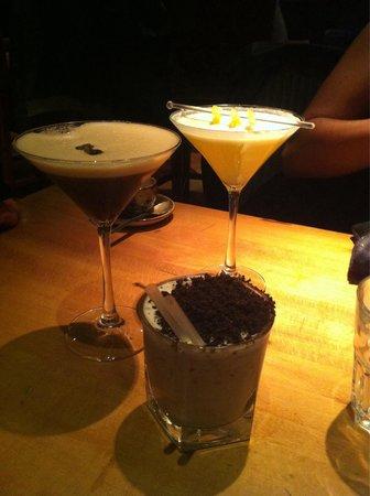 Bar Estilo: Alex's creations! Amazing cocktails!!