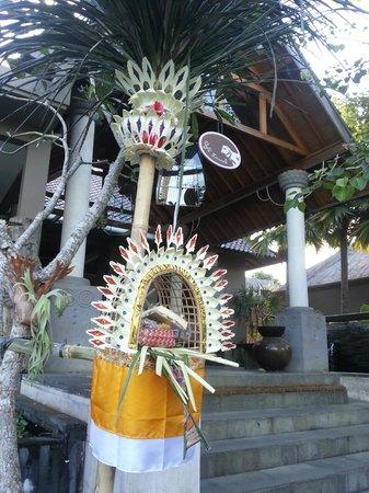Luwak Ubud Villas: Villa Entrance