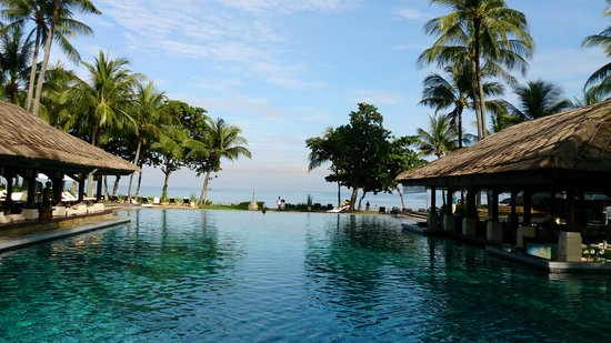 INTERCONTINENTAL Bali Resort: プール