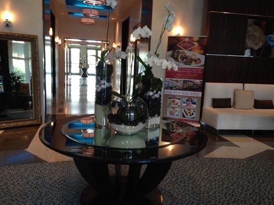 Residence Inn Fort Lauderdale Intracoastal/Il Lugano: Lobby Entrance