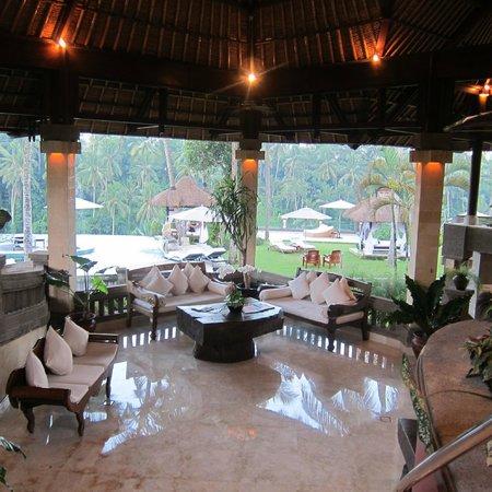 Viceroy Bali: Lobby