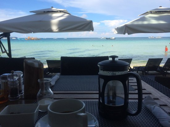 WaterColors Boracay Dive Resort: Awesome breakfast