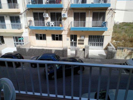 Soreda Hotel: View