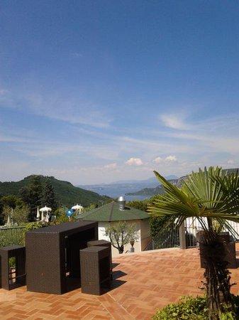 Boffenigo Small & Beautiful Hotel: Vista