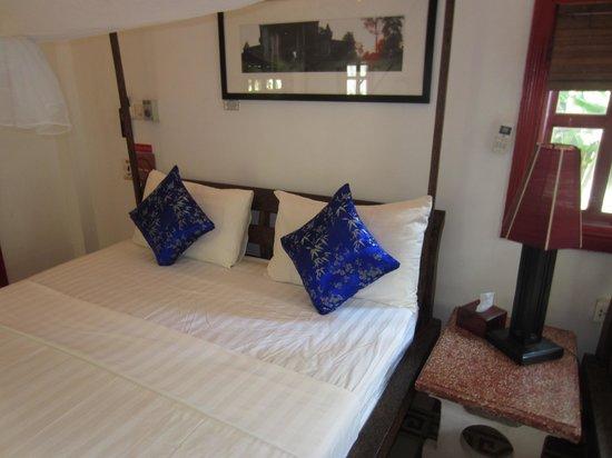 Rambutan Hotel Siem Reap: Bed room