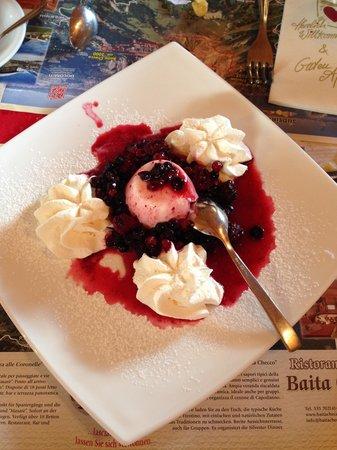 Baita Checco: dolcetto gluten free strepitoso