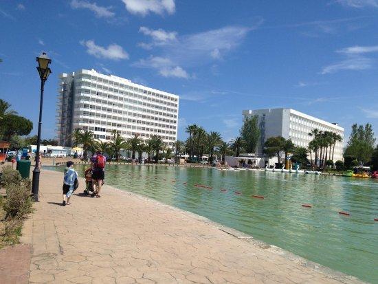 Club MAC Alcudia: The Lakes