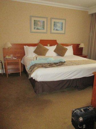 Crowne Plaza Leeds: bedroom