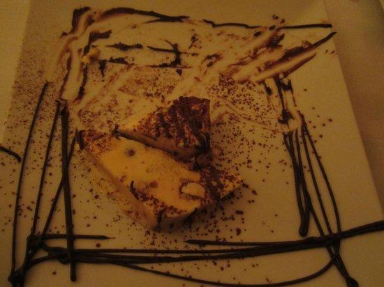 Ristorante & Wine Bar dei Frescobaldi : Semifreddo Crocante Dessert