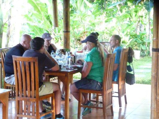 Dewa Bali Tour - Day Tours: Balinese style restaurant
