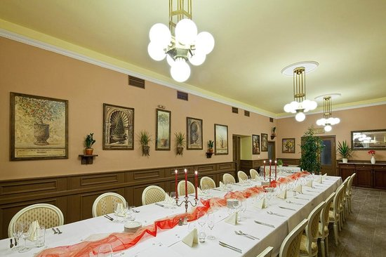 Hotel Union Prague: Restaurant