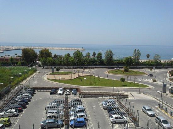 Hotel Novotel Salerno Est Arechi: vista dalla camera