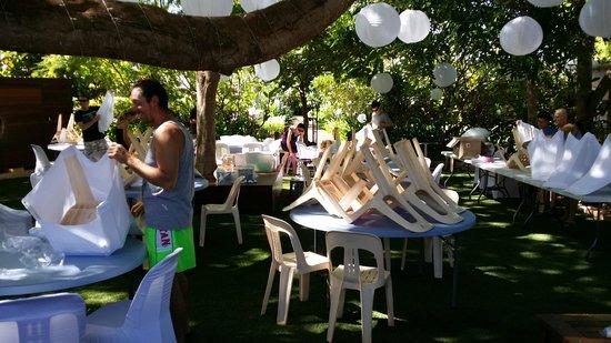 The Billi Resort: Wedding Reception