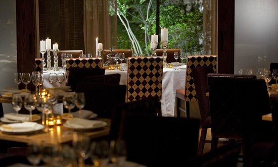 Toasted Oak Grill & Market: Private Dining
