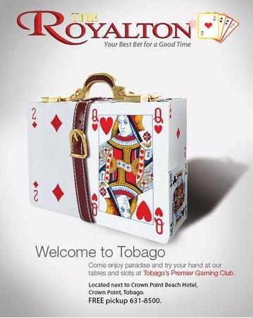 Tobago casino las vegas casinos rio