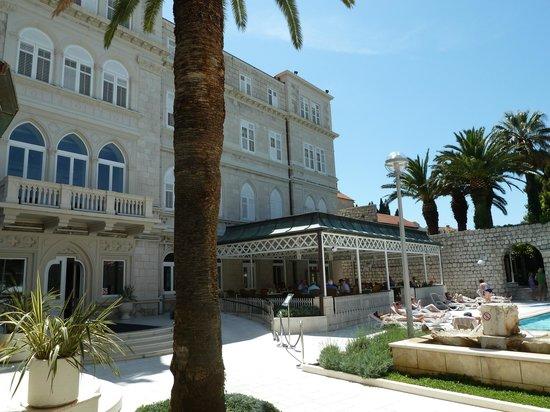 Hotel Lapad: The hotel