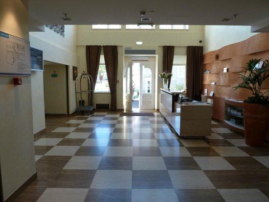 Hotel Lapad: Lobby