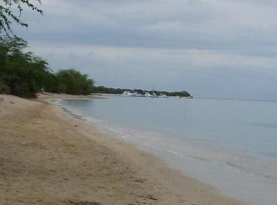 Combate Beach Resort: Combate Beach at the Wildlife Refuge, Cabo Rojo