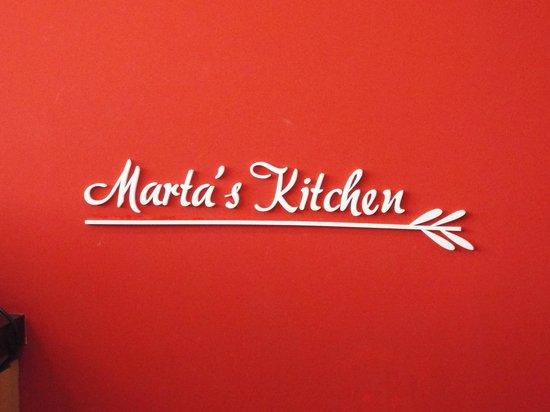 Marta's Workshop : Marta's Kitchen