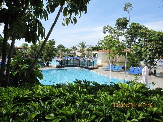 Avanti Holiday Village: Avanti Village, the pool