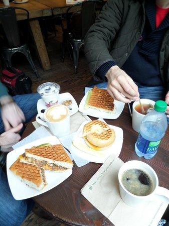 Breka Bakery and Cafe : Breka Bakery