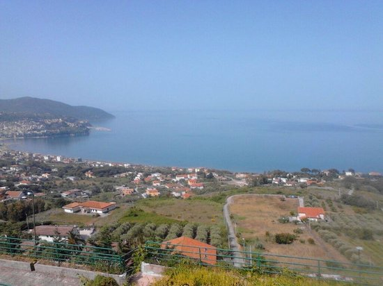 Le Terrazze Residence&Resort: Panorama visto dal balconcino