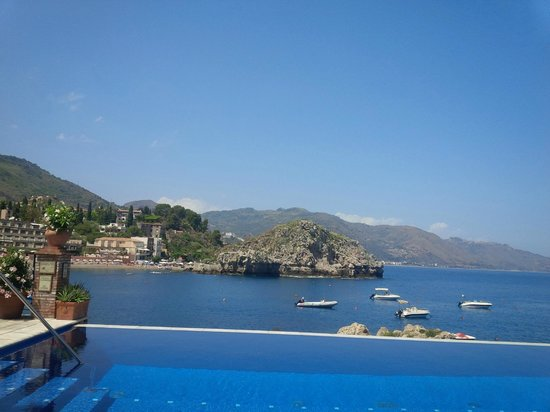 Belmond Villa Sant'Andrea: Pool