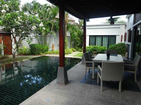 The Bell Pool Villa Resort Phuket: villa pool