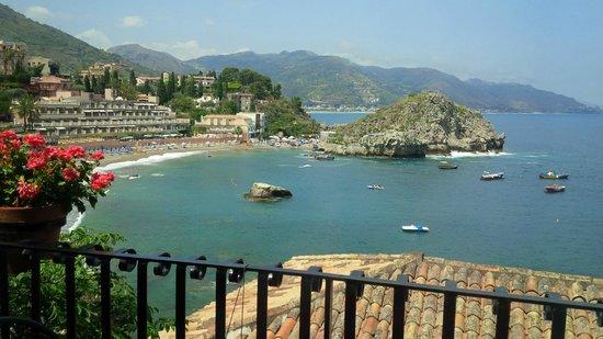 Belmond Villa Sant'Andrea: Vista dalla 403